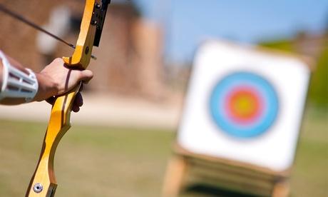 Curso de iniciación de tiro con arco para 1 o 2 personas desde 12,95 € en Club tiro con arco DeliK2 Oferta en Groupon