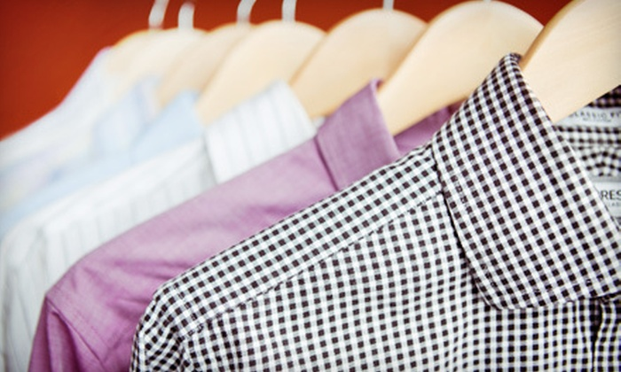 Wise Dry Cleaners - Multiple Locations: $10 for $20 Worth of Dry Cleaning at Wise Cleaners. Three Locations Available.