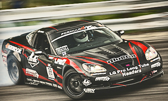 American Controlled Driving Academy - Orland: Two-Hour Car-Drifting Course at American Controlled Driving Academy (51% Off). Two Options Available.
