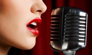 Cds Dinamiche future: Fino a 12 lezioni di canto da CdS Dinamiche Future (sconto fino a 83%)