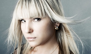 Hi-Tech Hair: Haircut and Style with Optional Partial Highlights at Hi-Tech Hair (Up to 69% Off)