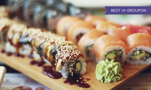 Centennial Wasabi : $32 for $50 Worth of All-You-Can-Eat Sushi and Japanese Food at Centennial Wasabi