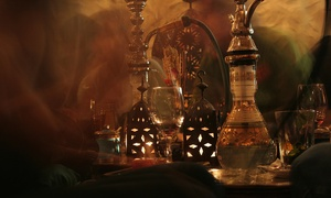 Al Omda Hookah: Hookah Session Packages at Al Omda Hookah (Up to 50% Off). Two Options Available.