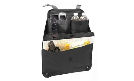 Back-Seat Auto-Travel Organizer