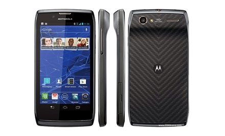 groupon daily deal - Motorola Razr V GSM-Unlocked Smartphone. Free Returns.