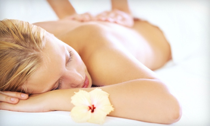 Char Le Blanc Salon & Spa - Joshua Creek : $39 for a One-Hour Relaxation Massage at Char Le Blanc Salon & Spa ($90 Value)