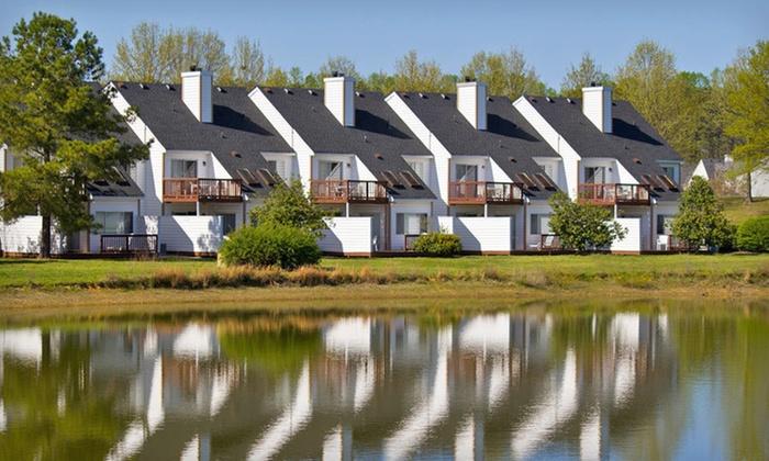 The Historic Powhatan Resort - Williamsburg, VA: Two-Night Stay at The Historic Powhatan Resort in Williamsburg, VA
