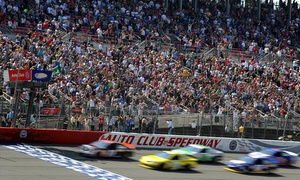 Auto Club Speedway: Auto Club 400 on March 20 at 12:30 p.m.