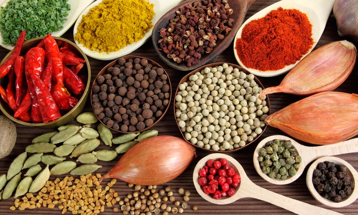 Learn the Art of Blending Mouthwatering Mediterranean Spices - Birchwood: Mix your own flavorful herbs using classic recipes from the regional cultures, ranging from Spanish to North African.