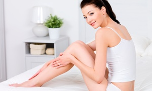 Joules Medspa and Laser Center: 6 Laser Hair-Removal Treatments for a Small, Medium, or Large Area at Joules Medspa and Laser Center (Up to Half Off)