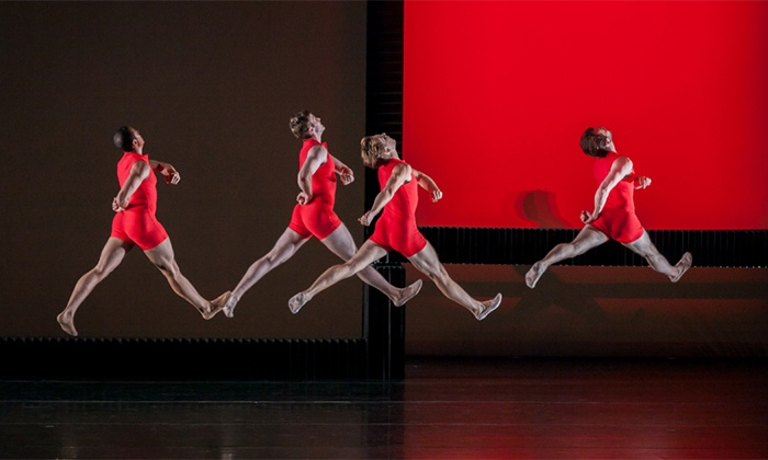 Jessica Lang Dance - Harris Theater for Music and Dance: Jessica Lang Dance on Friday, November 6, at 8 p.m.