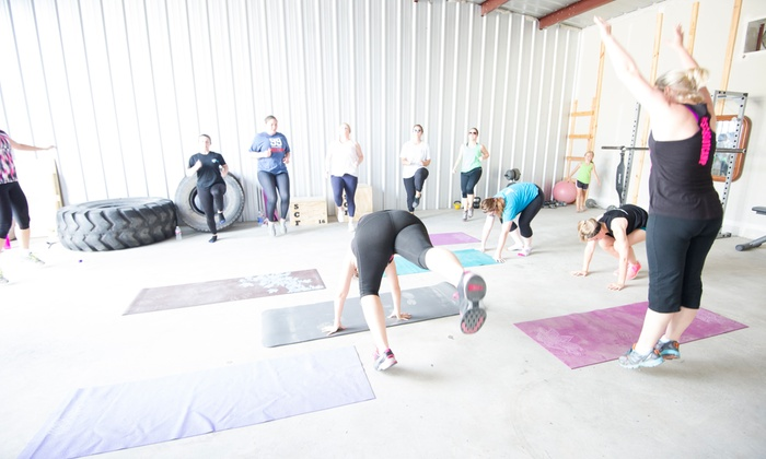 Second Chance Fitness - Northwest Harris: Four Weeks of Fitness and Conditioning Classes at Second Chance Fitness (70% Off)