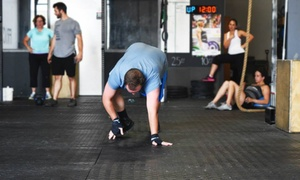 Friction CrossFit Norton Shores: Four Weeks of Unlimited CrossFit Classes at Friction CrossFit Norton Shores (65% Off)