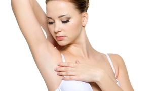 NJ Cosmetic & Aesthetic Med Spa: Laser Hair-Removal Treatments at NJ Cosmetic & Aesthetic Med Spa (Up to 82% Off)