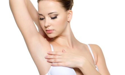 $10 for One Session of Laser Hair Removal on One Area at MD Cosmedical Solutions Up to $49 Value