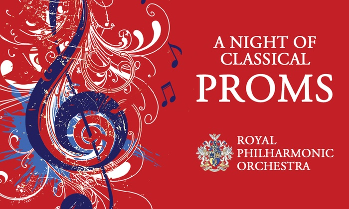 Royal Philharmonic Orchestra - Fairfields Hall: A Night at the Classical Proms: Price Band A Ticket With Programme for £18 (43% Off)