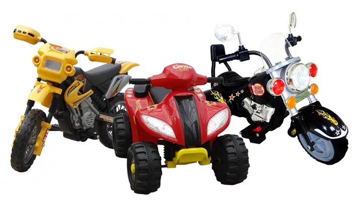 Kindermotor Groupon Goods