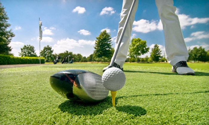 Hail Ridge Golf Course - Boonville: $44 for a Golf Outing for Two with Cart Rental and Beer at Hail Ridge Golf Course (Up to $90 Value)