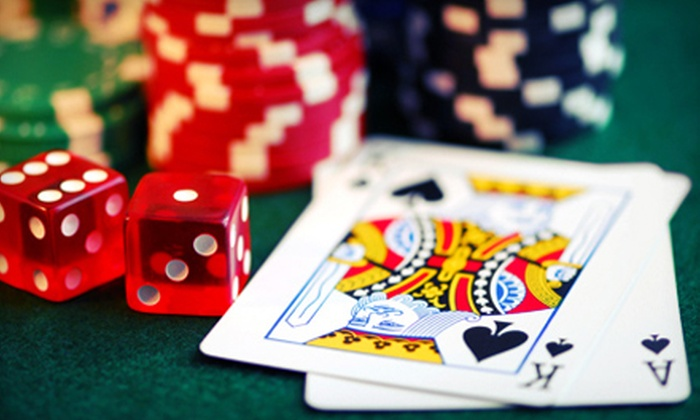 Party Time Corp. - Addison: $150 for Two Blackjack or Texas Hold 'Em Tables with Dealers and Three-Hour Party from Party Time Corp (a $330 Value)