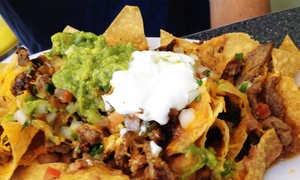 M S R Mexican Food: Mexican Food for Dine-In or Carryout at M S R Mexican Food (Up to 40% Off)