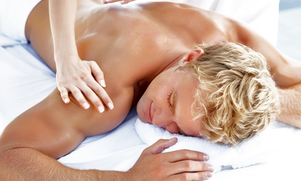 One or Three 60-Minute Full-Body Massages at Flourish Chiropractic (Up to 63% Off)