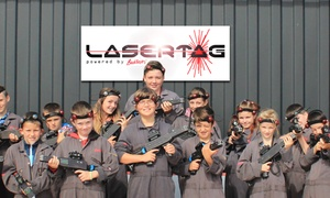 Bedlam Paintball: Laser Tag Party for Up to 12 Kids at Bedlam Paintball (50% Off)