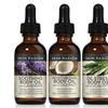 Skin Pasión Body Oils (1- or 3-Pack; 4 Fl. Oz. Bottles)