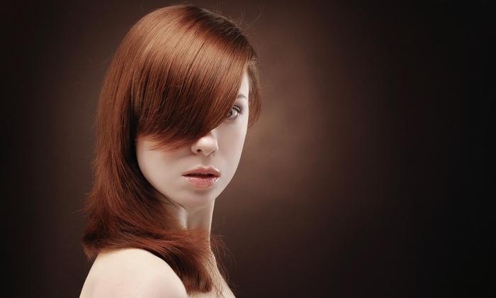 Vina salon - Richmond: $17.50 for a Haircut and Style with Angie Bui at Vina Salon  ($35 Value)