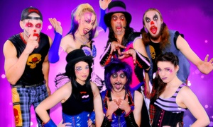 Dracula's (Gold Coast): Drax-4-Kids Party at Dracula's Cabaret for One ($28.80), Two ($57.60) or Up to 15 People ($432) (Up to $705 Value)
