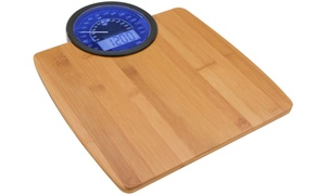 Vivitar EcoDuo Bamboo Bathroom Scale with Analog and Digital Readout at Vivitar EcoDuo Bamboo Bathroom Scale with Analog and Digital Readout, plus 9.0% Cash Back from Ebates.