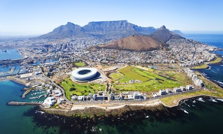 ✈ 10-Day Tour of South Africa with Airfare from Indus Travels. Price per Person Based on Double Occupancy.