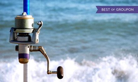 Coastal and Backwater Fishing Cruise for One or Two from Pure Naples (Up to 38% Off)