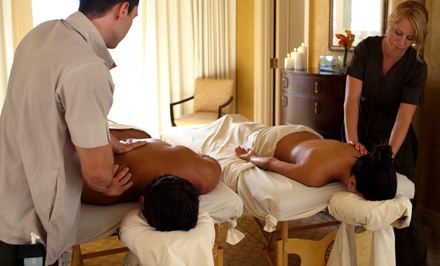 $129 for a Couples Spa Package with Massage and Hot Towels at Horizon Massage and Wellness ($254 Value)