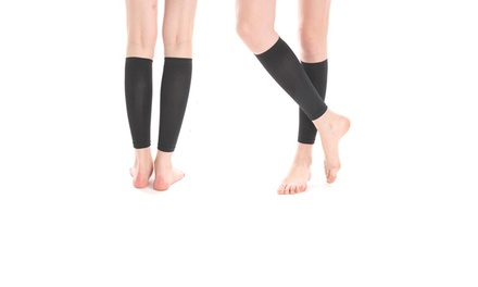10-Pressure-Point Compression Leg Sleeve