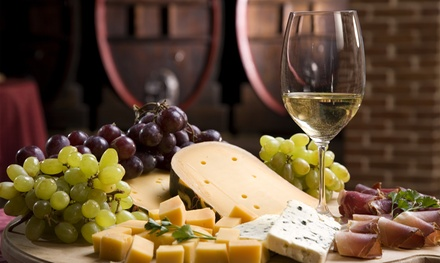 Tour with Souvenir Wineglasses and Cheese and Crackers for Two or Four at Miracle Valley Vineyard (Up to 55% Off)