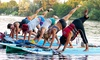 SUP Spokane - Spokane: Standup Paddleboard Rental, Yoga Classes, or River Tour for Two from SUP Spokane (Up to 54% Off)