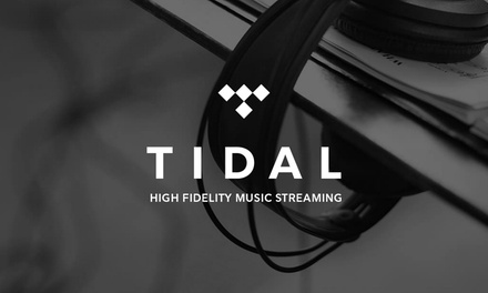 Two or SixMonth TIDAL Premium Subscription