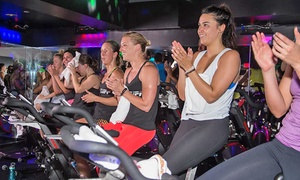 Vibe Ride: 5 or 10 Fitness Classes at Vibe Ride (Up to 57% Off)