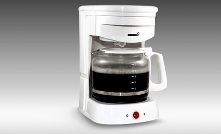 12-Cup Pause 'N Serve Coffeemaker. Free Returns.