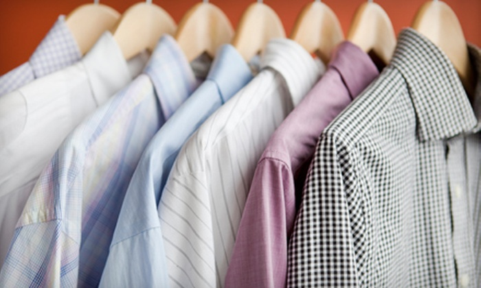 Mr. Cleaners - Multiple Locations: $10 for $20 Worth of Dry Cleaning or $20 for $40 Worth of Dry Cleaning. Two Options Available.