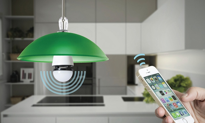 Modern Home Bluetooth Audio Bulb: Modern Home Bluetooth Audio Bulb
