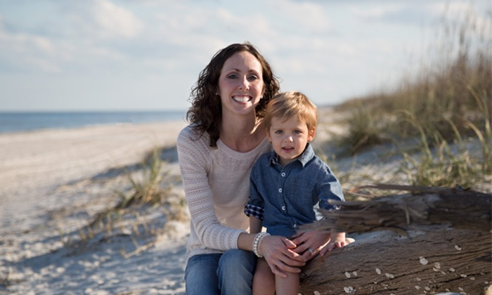 Heather Lafser Photography - Jacksonville: $59 On-Location Photo Session with 100 Digital Images from Heather Lafser Photography ($225 Value)