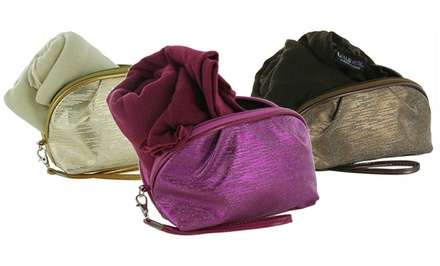 Rolla Wrap Shawl with Zippered Bag. Multiple Colors Available. Free Returns.