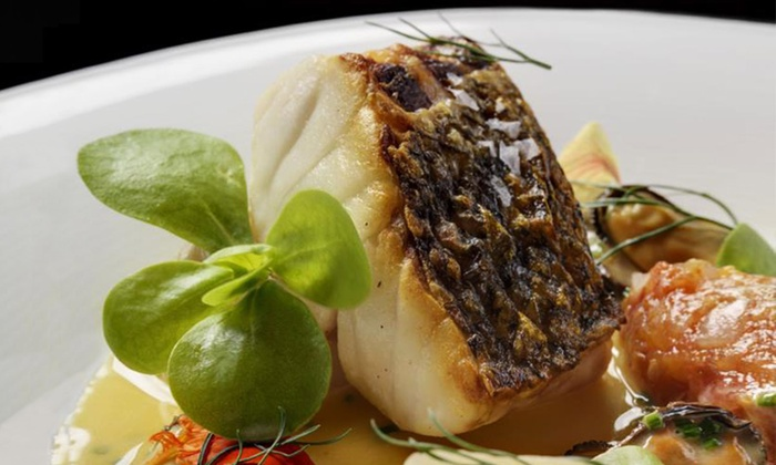 AKA Bistro - Lincoln: $100 for a Seven-Course French-Japanese  Dinner for Two or $200 for Four