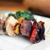 Up to 57% Off Mediterranean Food at Zodiac Bar & Grill