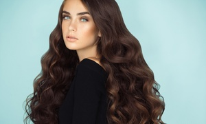 Cutting Edge: Cut and Blow-Dry with Optional Condition, Highlights or Tint at Cutting Edge (Up to 59% Off*)