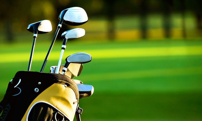 The View Golf Resort - Princeton: 18-Hole Round of Golf for Two or Four with Dining-Room Voucher at The View Golf Resort (Up to 53% Off)