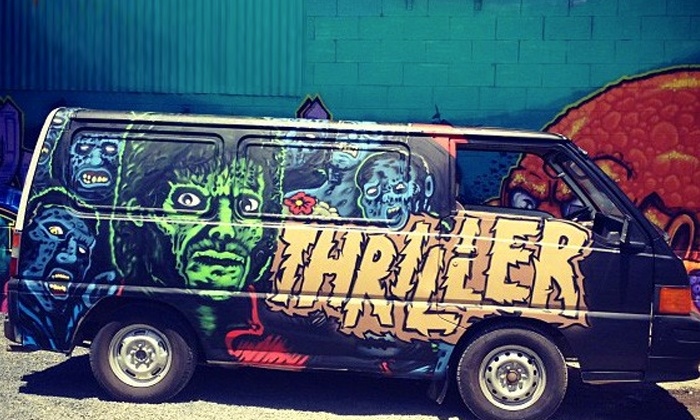 Wicked campers deals