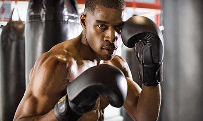 Bendu World Class Boxing & Fitness - Carrollton: $25 for 10 Group Boxing-Training Sessions at Bendu World Class Boxing & Fitness in Carrollton ($250 Value)