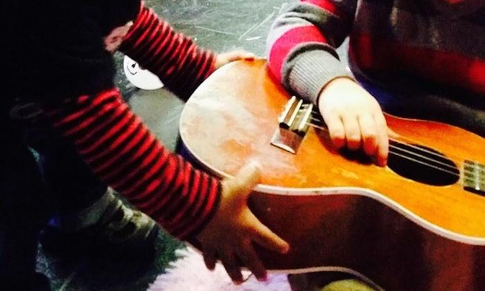Rockasorri - Jersey City: Up to 50% Off Musical Fun & Education for Kids at Rockasorri